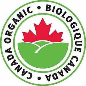 Certified Organic - Canada Logo
