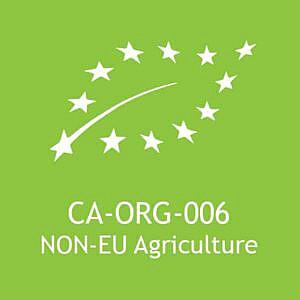 Certified Organic - European Logo