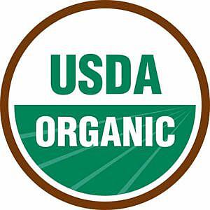 Certified Organic - USDA Logo