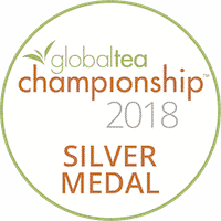 Silver Medal - Global Iced Tea Championship - 2018