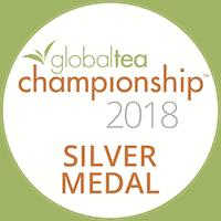 Silver Medal - Global Iced Tea Championship - 2018