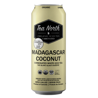 Madagascar Coconut White Iced Tea
