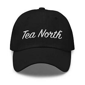 Tea North® - Baseball - Black - Front